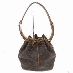 Auth Louis Vuitton Noe Shoulder Bag #2408L15